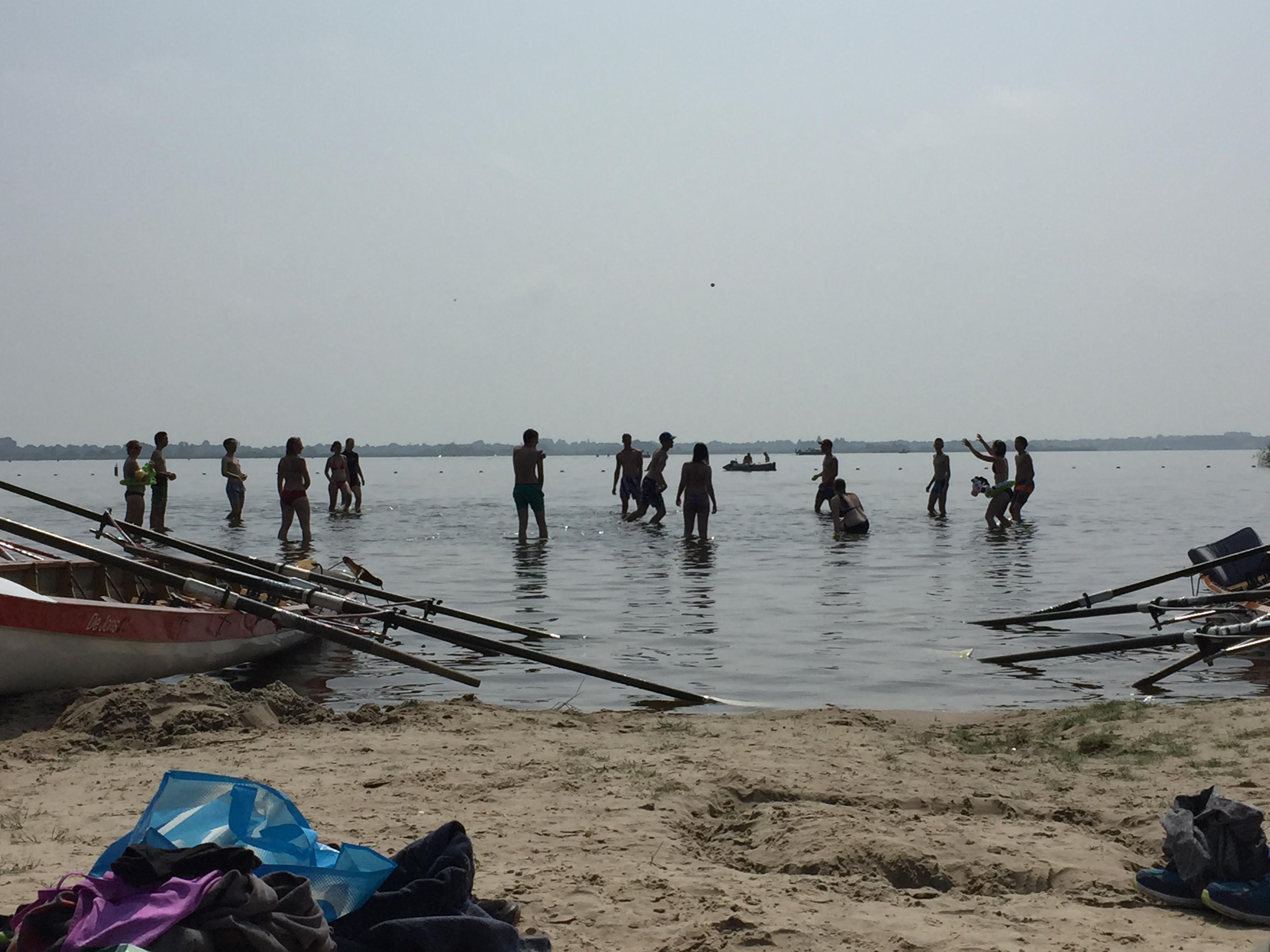 boten, jeugdroeikamp, zuidlaardermeer